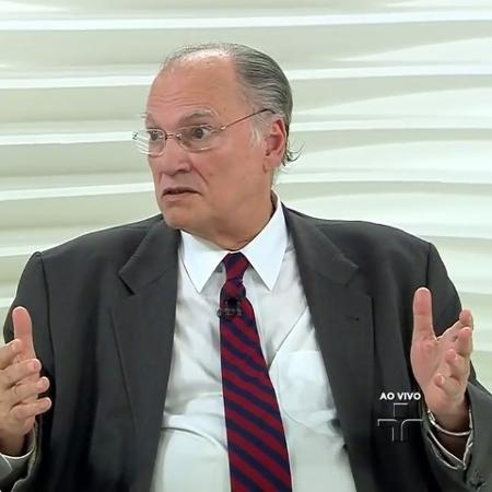 Ministro da Cultura Roberto Freire - Reprodução/TV Cultura