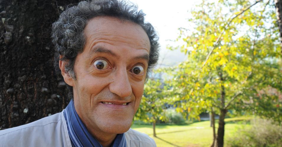 O ator Ataíde Arcoverde