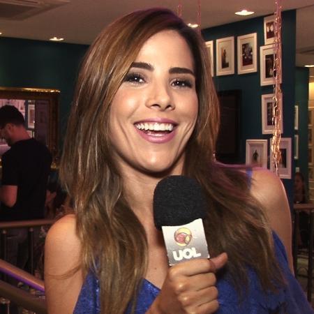 Wanessa Camargo - Reprodução/TV UOL