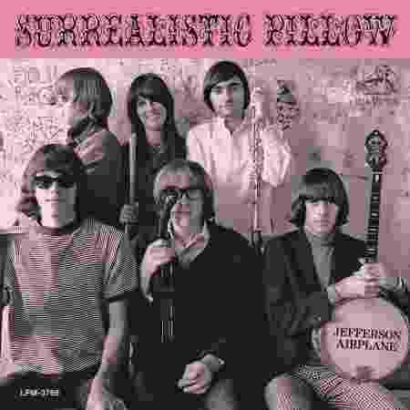"""""""Surrealistic Pillow"""", Jefferson Airplane - Divulgação - Divulgação"""