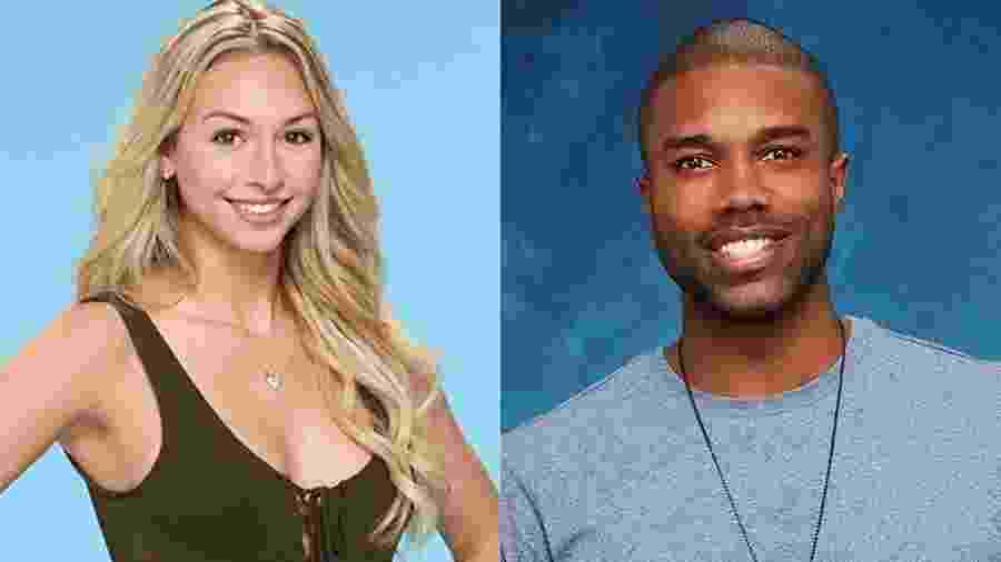"""Produtora denunciou que Corinne Olympios foi estuprada por DeMario Jackson durante gravações do programa """"Bachelor in Paradise"""" - Divulgação"""
