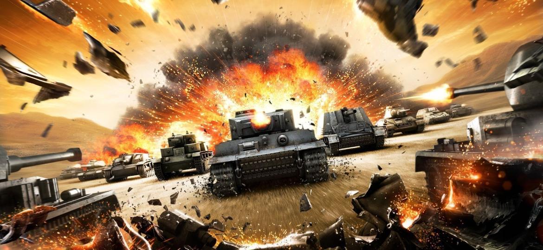 World of Tanks - Reprodução
