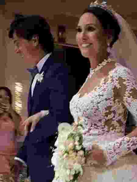 Henrique do Valle e Thaís Lima se casam - Reprodução/Instagram - Reprodução/Instagram