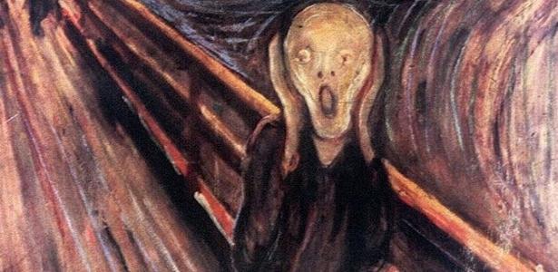 Pintura de Munch | Museu Britânico sugere que figura de O Grito não estaria gritando