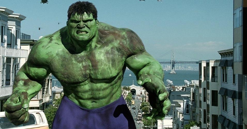 "Cena de ""Hulk"" (2003)"