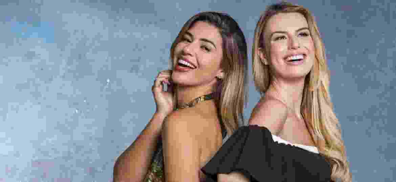 """Ex-BBBs são contratadas para serem repórteres do """"Vídeo Show"""" - Divulgação/TV Globo"""