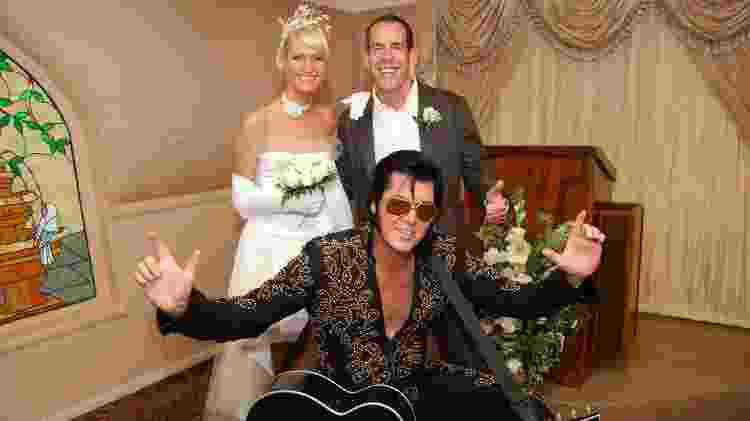 Divulgação/Graceland Wedding Chapel