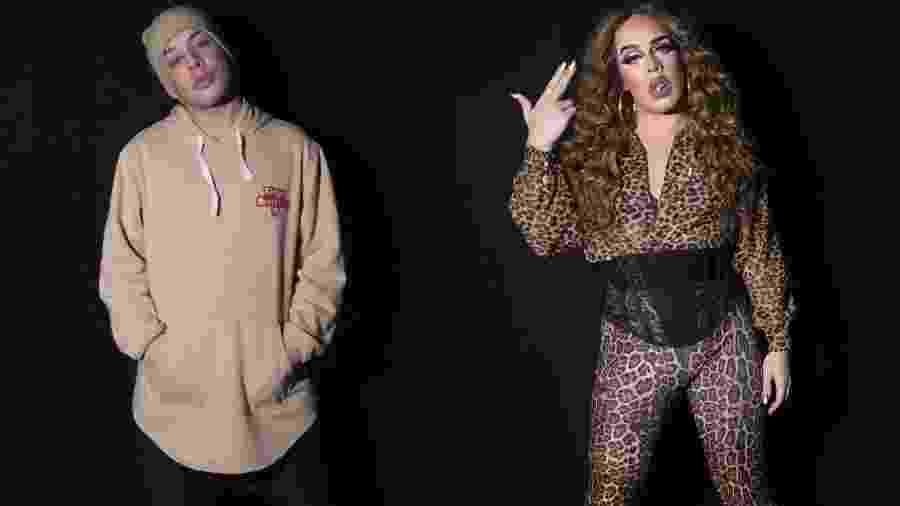 Ator, cantor e dublador, Daniel Garcia também é a drag queen Gloria Groove - Divulgação