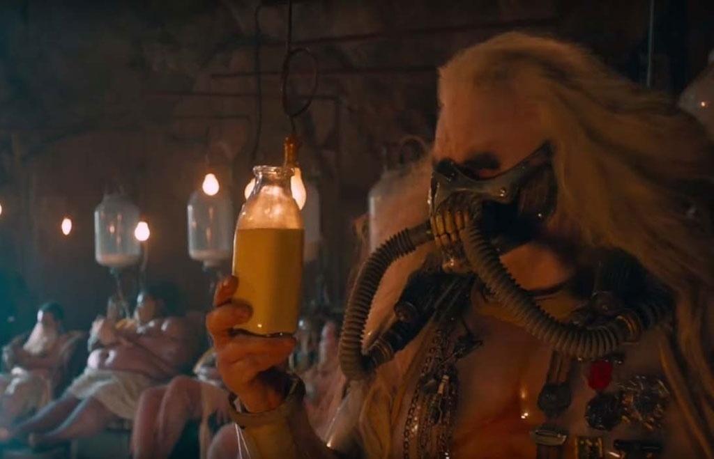 10 personagens famosos do cinema que gostavam de beber... leite ...