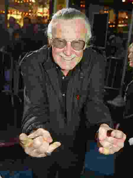 Stan Lee - Kevin Winter/Getty Images