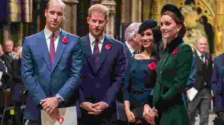 Meghan e Kate - Getty Images - Getty Images