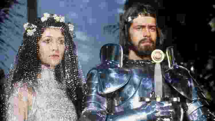 """Cena de """"Excalibur"""" (1981) - Divulgação/IMDb - Divulgação/IMDb"""