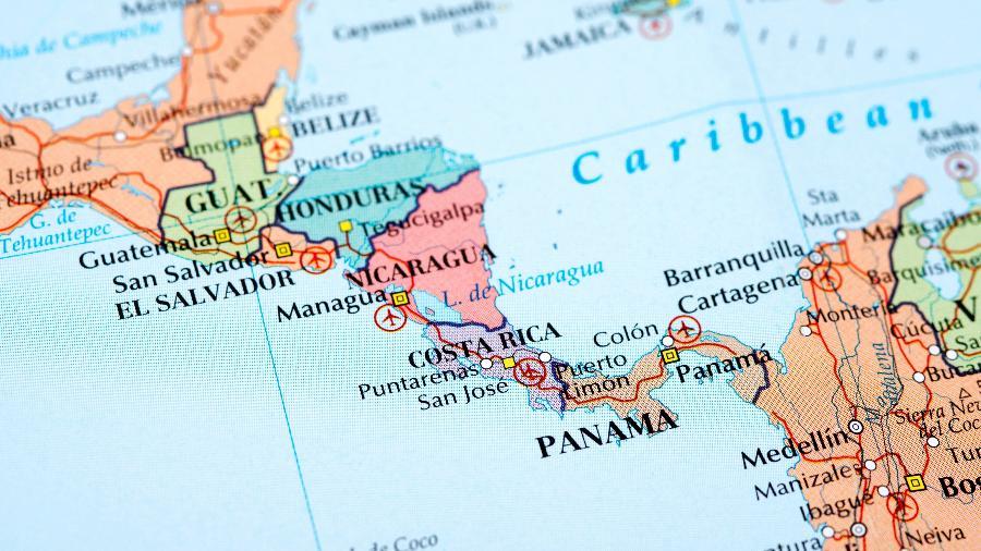 Tremor foi sentido com força na costa do Pacífico da Costa Rica e no centro do país, onde fica a capital, San José - iStock