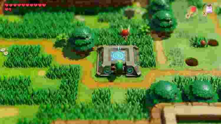 Zelda Link 7 - Reprodução - Reprodução