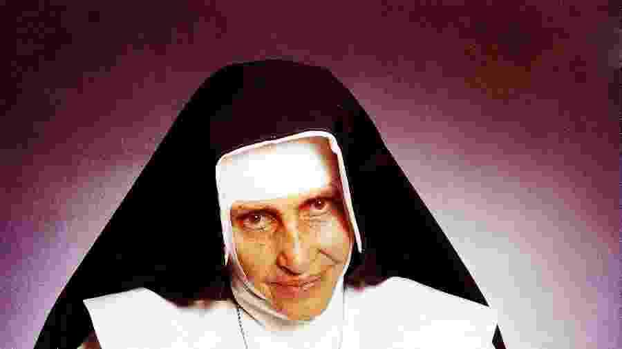Irmã Dulce morreu no dia 13 de março de 1992, aos 77 anos - Anthony Roywoley/OSID/Divulgação
