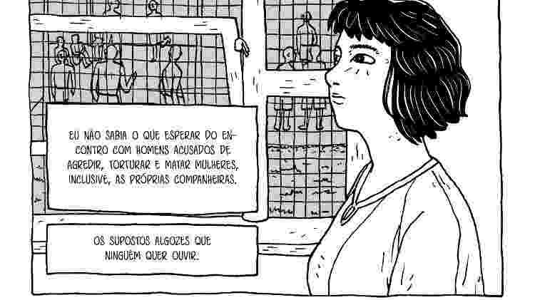 HQ de Carol Ito - Divulgação - Divulgação