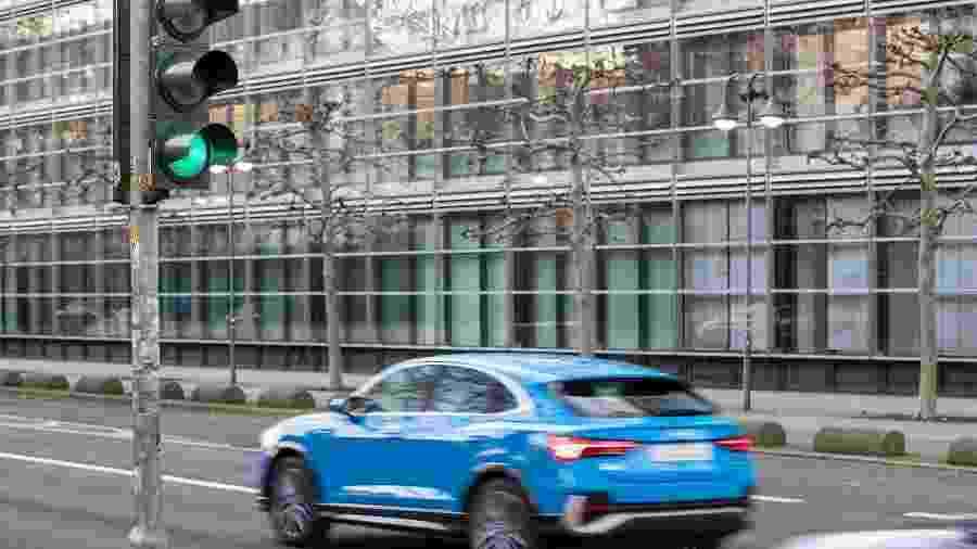 Audi cria sistema para evitar semáforos fechados - Divulgação