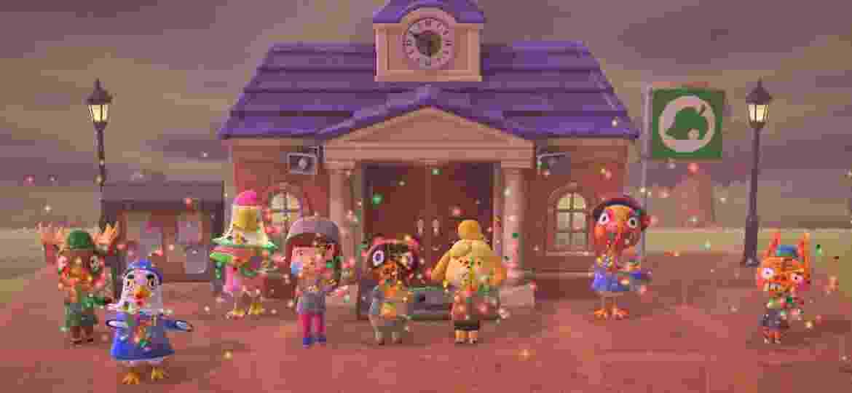 Animal Crossing é o jogo certo para nossos tempos incertos - Reprodução