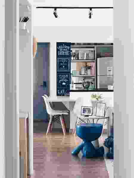 A cozinha é o cantinho favorito da Nathália  - Instagram/apartamento_203 - Instagram/apartamento_203