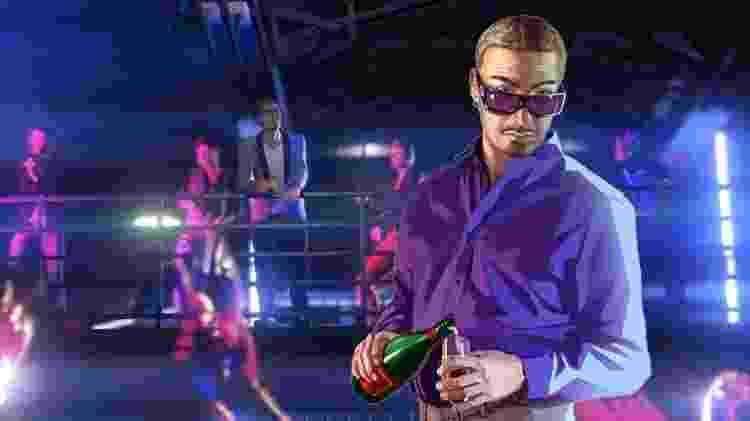 GTA IV: Tony Prince - Divulgação/Rockstar - Divulgação/Rockstar