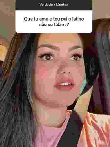 Suzanna Freitas diz que os pais não se falam - Reprodução/Instagram - Reprodução/Instagram