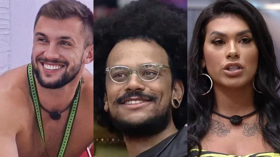 BBB 21: Quem deve ser eliminado do BBB? - Reprodução/Globoplay
