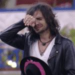 Fiuk chora com canção no BBB 21 - Reprodução/Globoplay