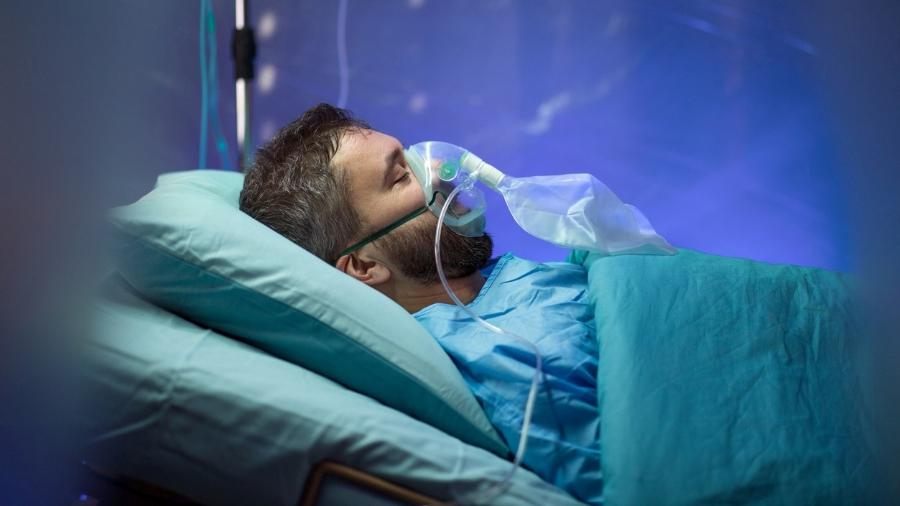 Hospitais privados de SP apresentaram diminuição no número de internados com coronavírus - iStock