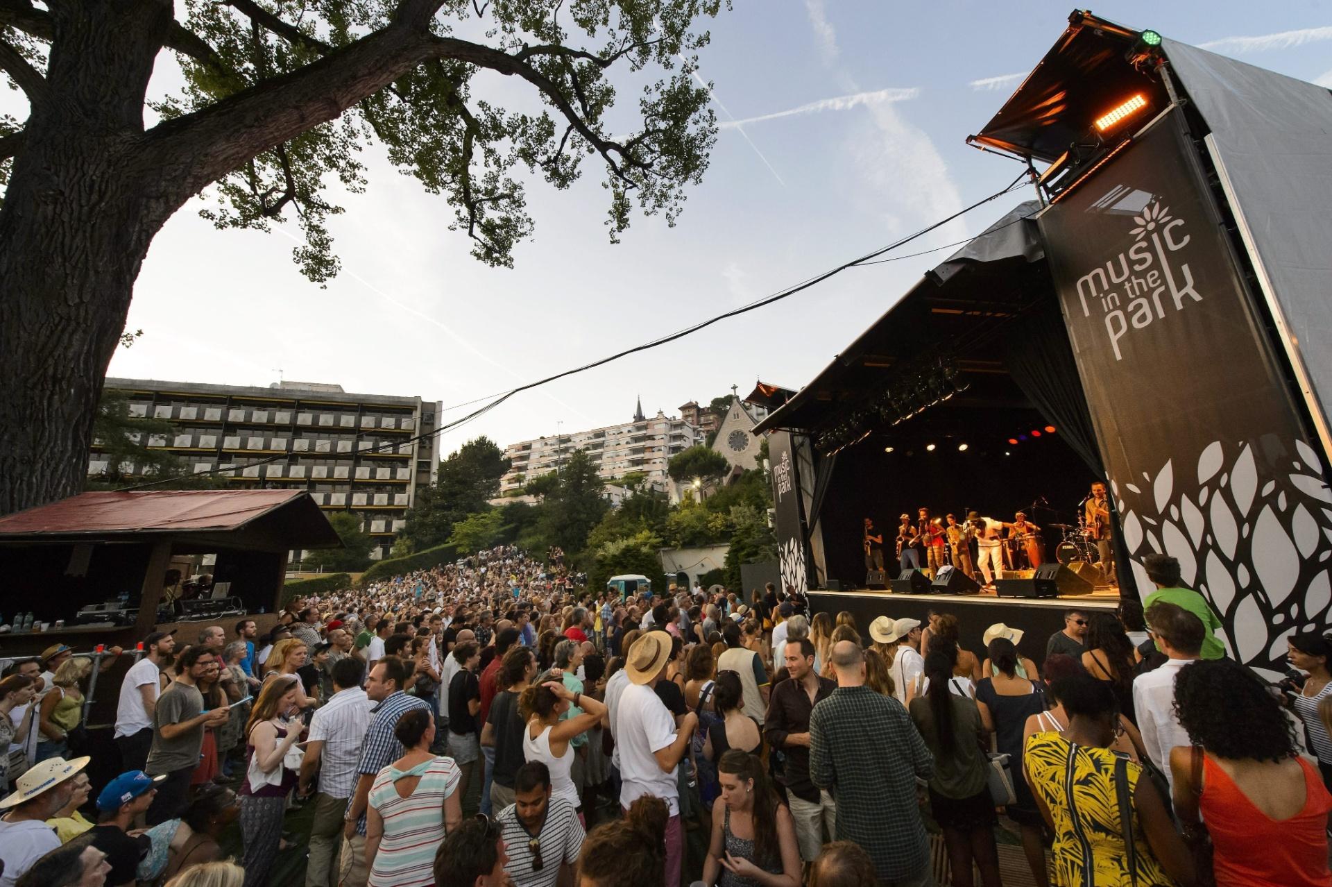 Montreux Jazz Festival 2015 >> Fotos: Montreux Jazz Festival 2015 - 04/07/2015 - UOL