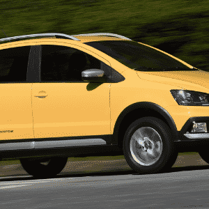 Volkswagen CrossFox - Murilo Góes