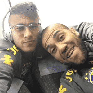 Undercut - Reprodução/Instagram/@neymarjr