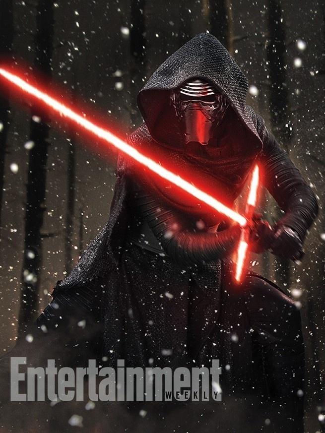 """A revista """"Entertainment Weekly"""" revelou novas imagens de """"Star Wars: Episódio VII - O Despertar da Força"""""""