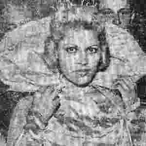 """A faquiresa Verinha em imagem do livro """"Cravo na Carne: Fama e Fome - O Faquirismo Feminino no Brasil"""", de Alberto de Oliveira e Alberto Camarero - Reprodução"""
