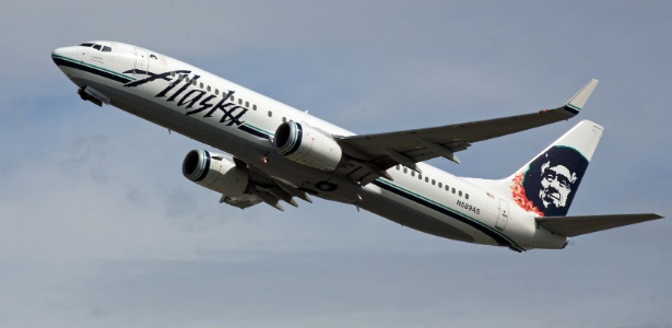O episódio ocorreu em um voo da companhia Alaska Airlines - Frank Kovalchek/Creative Commons