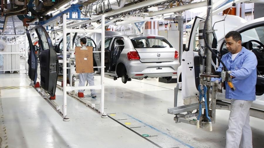 Antes dividido entre duas fábricas, Gol passará a ser produzido somente em Taubaté - Divulgação