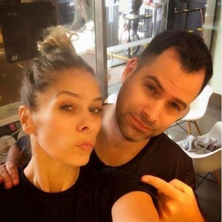 Márcio Lui, personal de Sabrina e Galisteu, recomenda o HIIT - Reprodução/Instagram