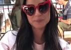 """Thaila Ayala revela atual status de relacionamento: """"Sempre enrolada"""" - Reprodução/YouTube"""