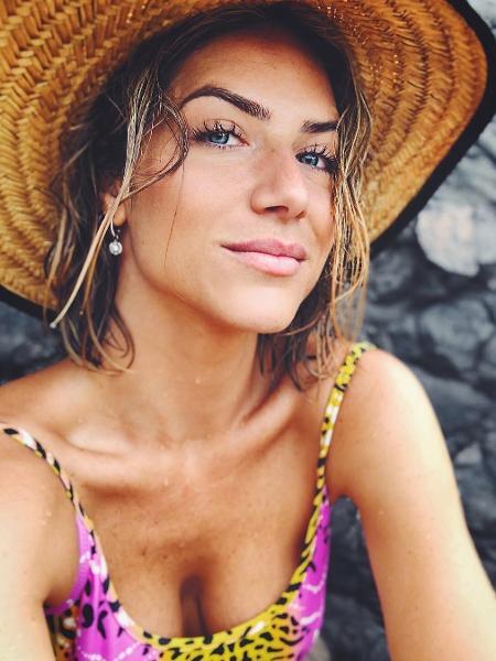 Giovanna Ewbank revela o seu segredo da selfie perfeita - Reprodução/Instagram/gio_ewbank
