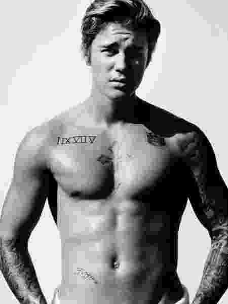 Justin Bieber para Mario Testino - Mario Testino - Mario Testino