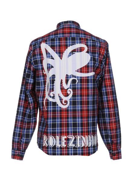 """Camisa com """"rolezinho"""" estampado era vendida por R$ 600 - Reprodução da internet"""