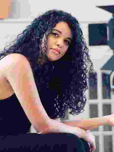 A brasileira Flávia Borges - Bianca Garcia/Divulgação - Bianca Garcia/Divulgação