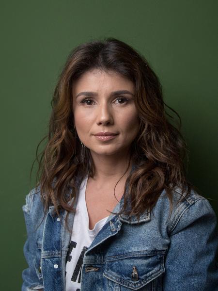 A cantora e compositora Paula Fernandes - Amanda Perobelli/UOL