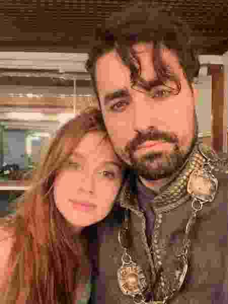 Marina Ruy Barbosa e Ricardo Pereira - Reprodução/Instagram
