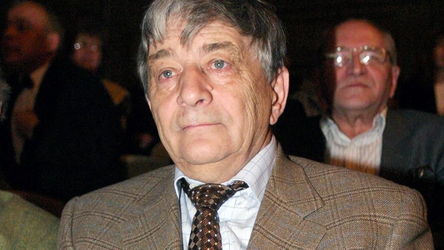 O escritor russo Eduard Uspensky - Kirill Kudryavtsev/AFP