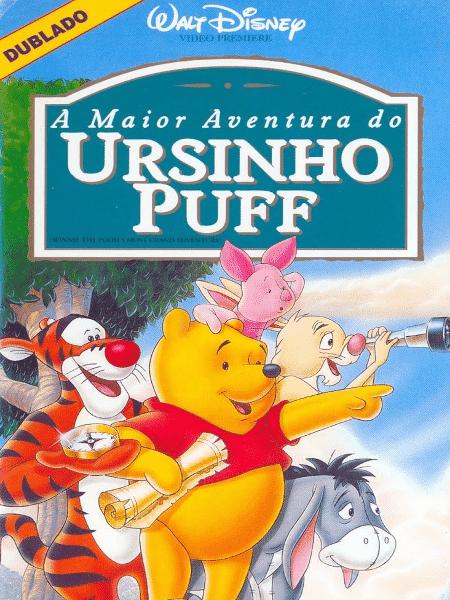Ursinho Puff - Reprodução - Reprodução