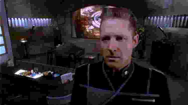 """Cena da série """"Babylon 5"""" - Reprodução - Reprodução"""