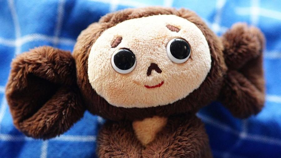 Cheburashka, personagem criado por Eduard Uspenski - Reprodução/Wikipedia