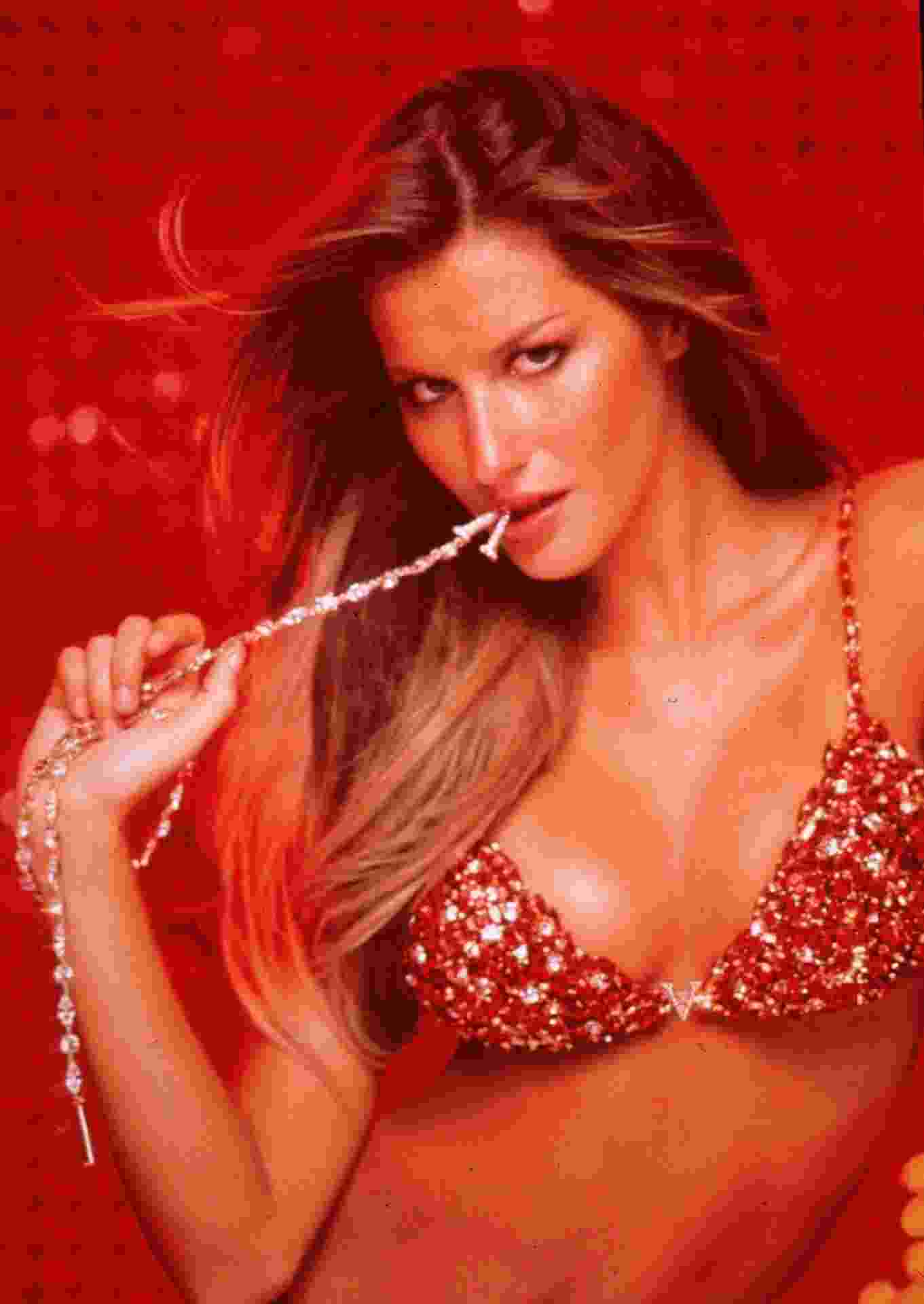 Gisele como angel  - Reuters