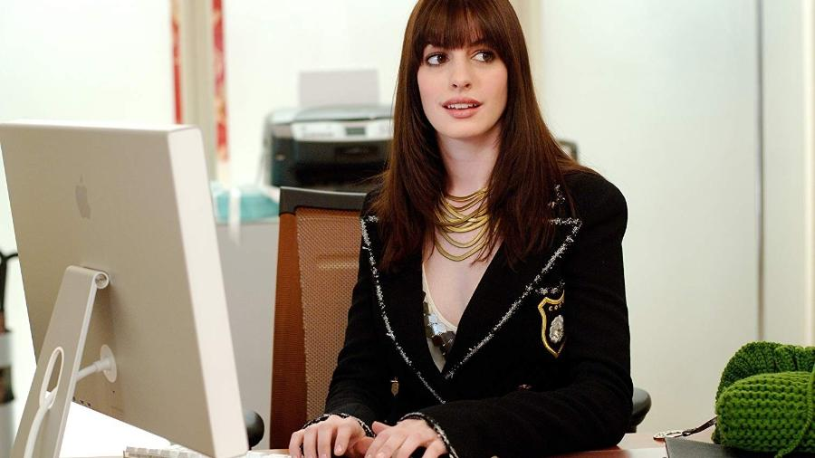 "Anne Hathaway em ""O Diabo Veste Prada"" - Twentieth Century Fox/IMDB"