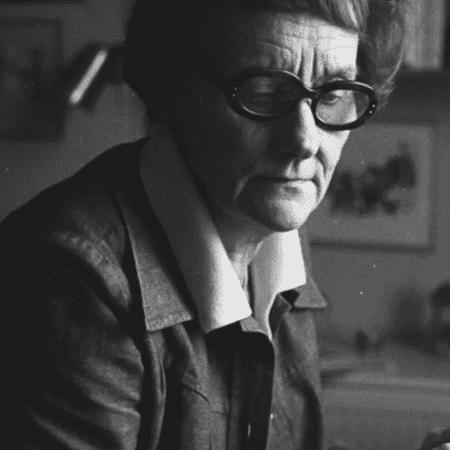 A autora sueca Astrid Lindgren  - Reprodução - Reprodução